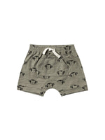 RYLEE + CRU Shorts - Monkey Pattern