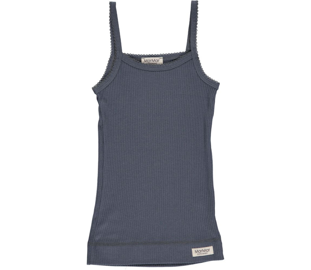 Load image into Gallery viewer, MARMAR COPENHAGEN Singlet 2-Pack - Blue