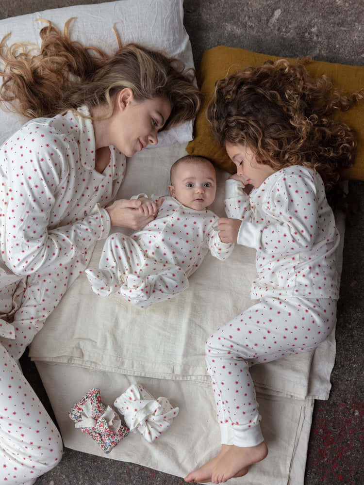 Load image into Gallery viewer, SLEEPY DOE Women's PJ Set - Winter Star