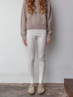 SLEEPY DOE Womens Legging - Winter Star