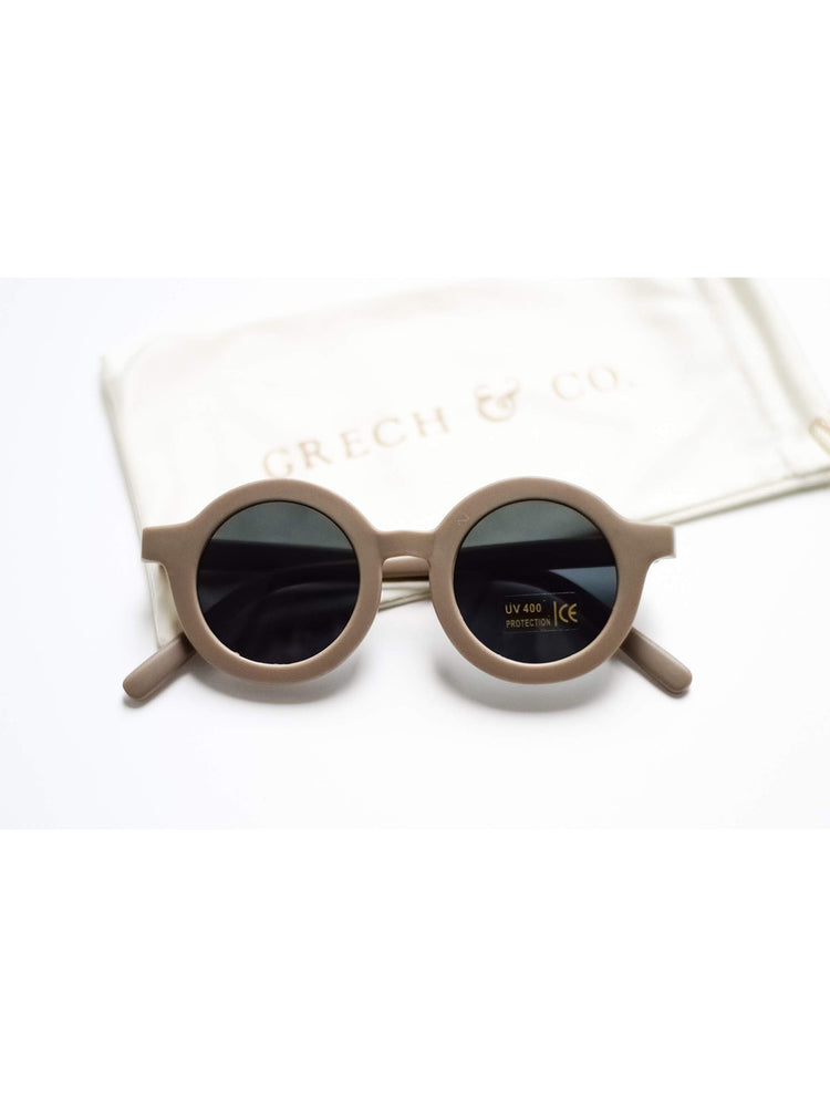 Load image into Gallery viewer, GRECH & CO Kid's Sunglasses - Stone