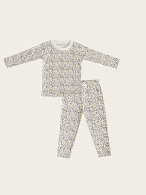 Load image into Gallery viewer, JAMIE KAY LS Pyjama Set - Summer Floral