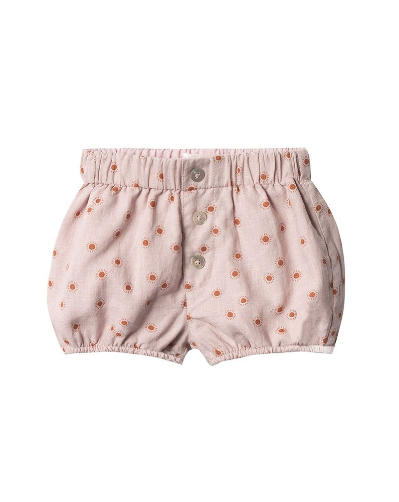 RYLEE + CRU Button Short - Sunburst