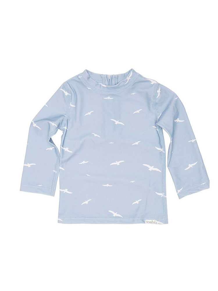 TOSHI Swim Rashie Long Sleeve - Bondi Beach