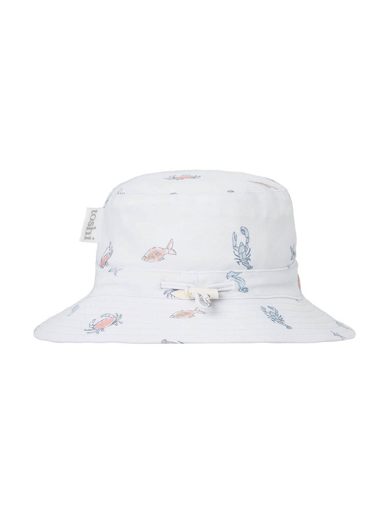 Load image into Gallery viewer, TOSHI Swim Sunhat - Rock Pool