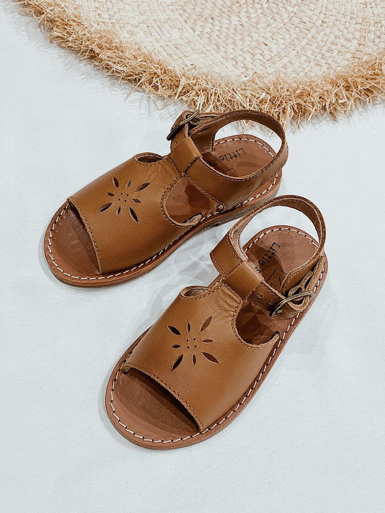 LITTLE SECRET The Penelope Sandal