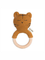 BABY BELLO Toby the Tiger Teether