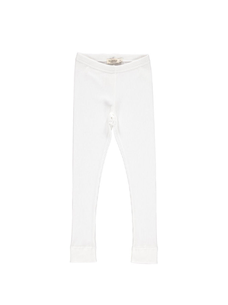 MARMAR COPENHAGEN Leggings - Gentle White