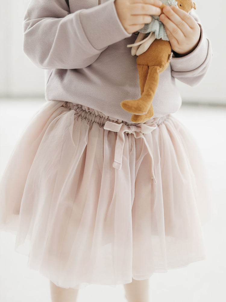 Load image into Gallery viewer, JAMIE KAY Soft Tulle Skirt - Blush