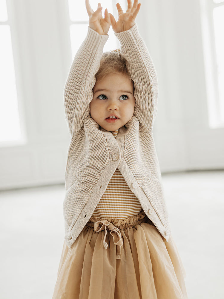 Load image into Gallery viewer, JAMIE KAY Noah Cardigan - Oatmeal Marle