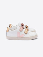 VEJA Esplar Leather - White Petale Venus