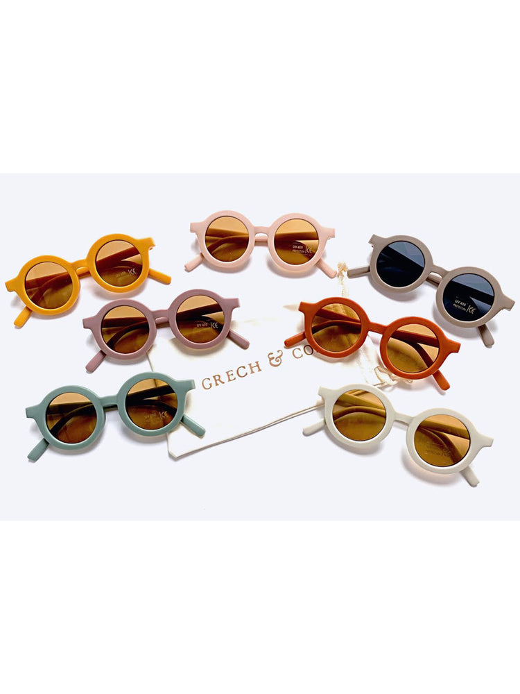 Load image into Gallery viewer, GRECH & CO Kid's Sunglasses - Burlwood