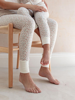 SLEEPY DOE Womens Legging - Rosy