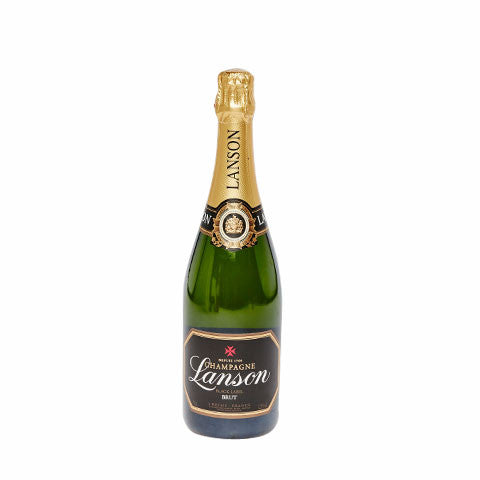 Black Label Brut Lanson Champagne