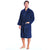 sheridan quick dry mens robe - midnight