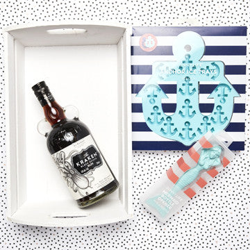 hello sailor rum gift for him