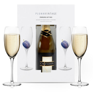 plumm champagne gift pack