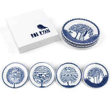 rob ryan 4 seasons plates