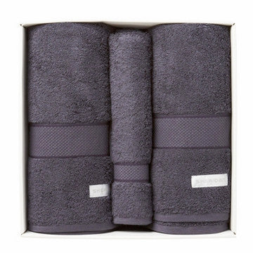 sheridan towel set - graphite