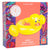 sunnylife kiddy duck pool float