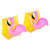 sunnylife inflatable armband flamingo