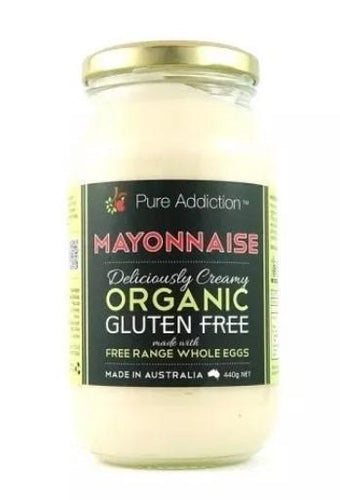 Ozganics (Pure Addiction) Organic Mayonnaise