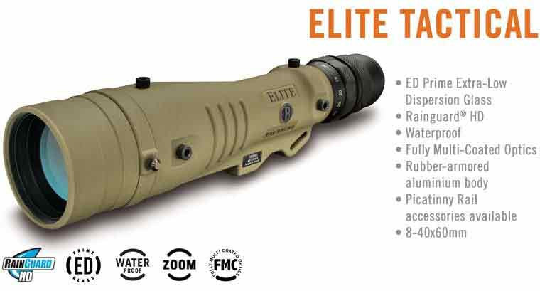 Bushnell Elite Tactical