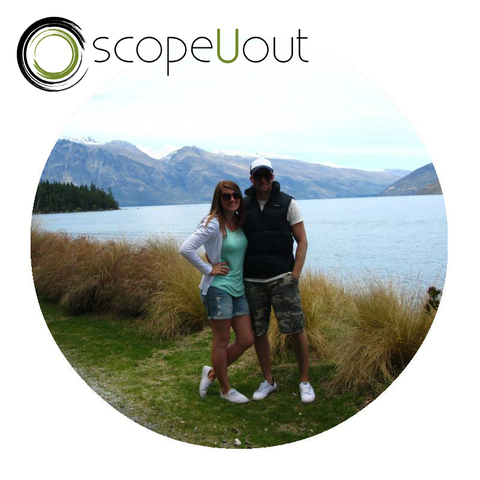 James and Jodi - ScopeUout owners