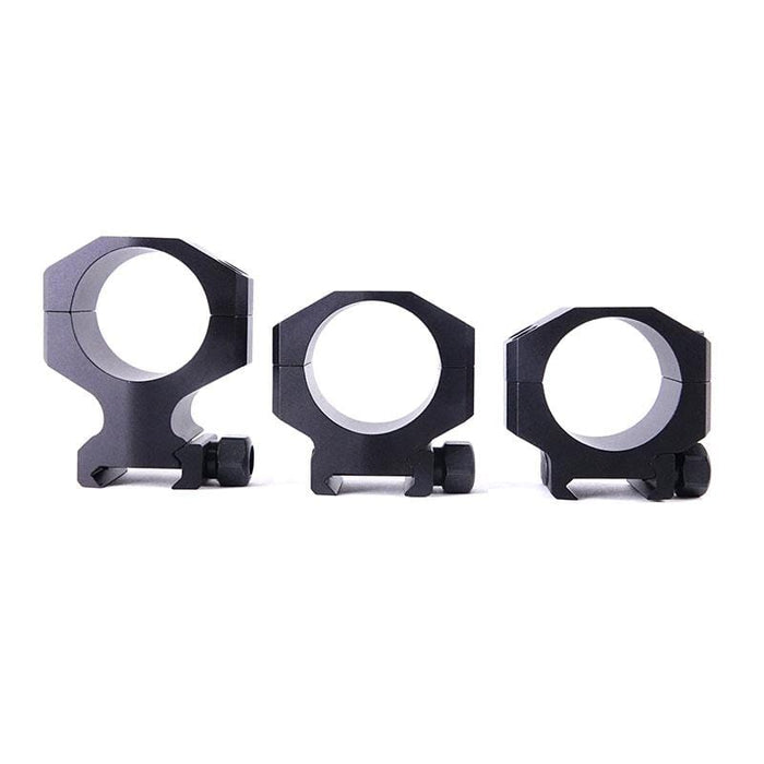 Athlon Precision 30mm Picatinny/Weaver Riflescope Rings (Low, Medium, MSR)