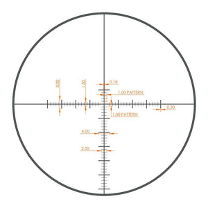 Bushnell Deploy MOA Reticle with subtensions