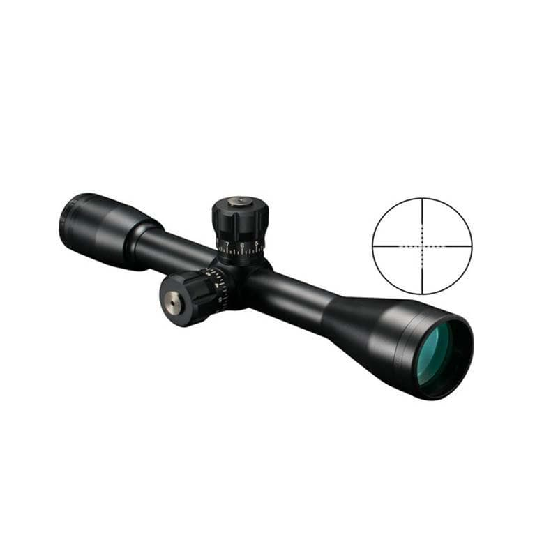 Bushnell Elite Tactical 10x40 Rifle Scope with Mil Dot Reticle