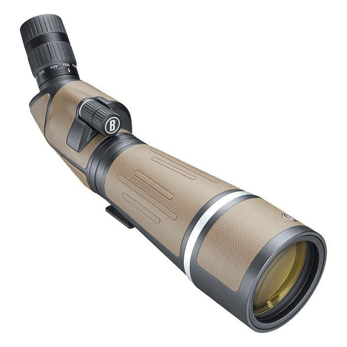 Bushnell Forge 20-60x80 ED Spotting Scope (Angled or Straight)