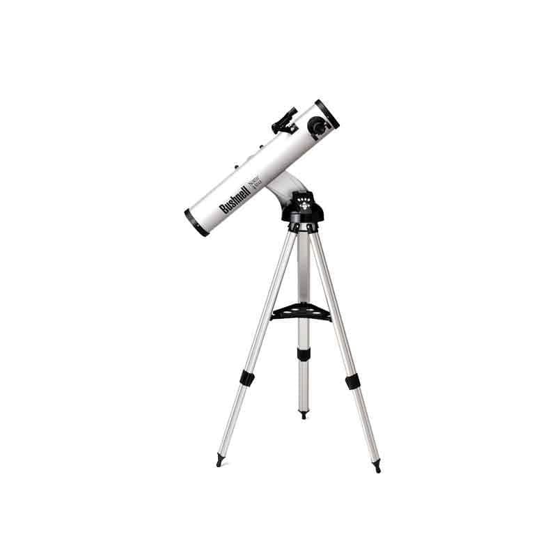 Bushnell NorthStar 114mm GoTo AZ Reflector Telescope with RVO Technology