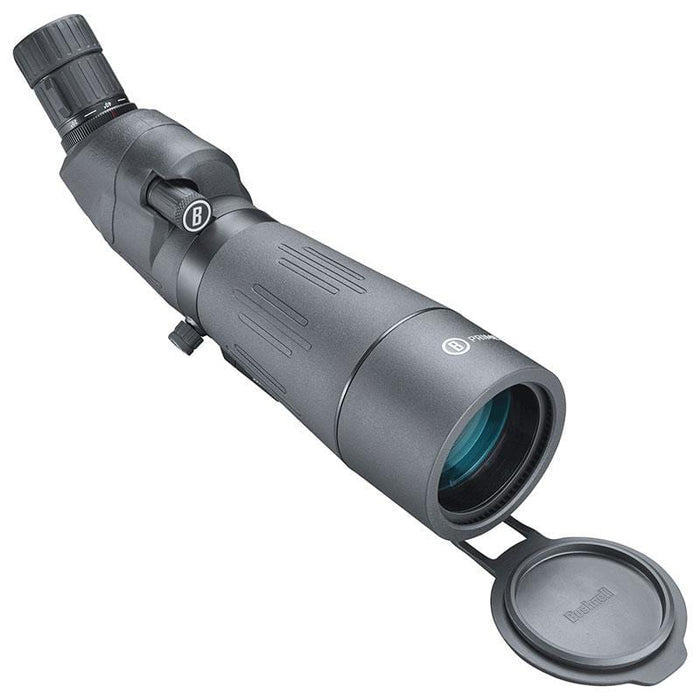 Bushnell Prime 20-60x65 Spotting Scope (Angled or Straight)