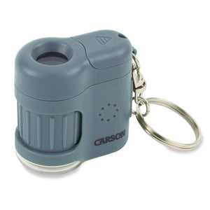 Carson MicroMini 20x Pocket Microscope - Blue