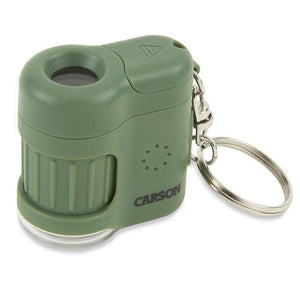 Carson MicroMini 20x Pocket Microscope - Green