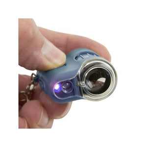 Carson MicroMini 20x Pocket Microscope - Light