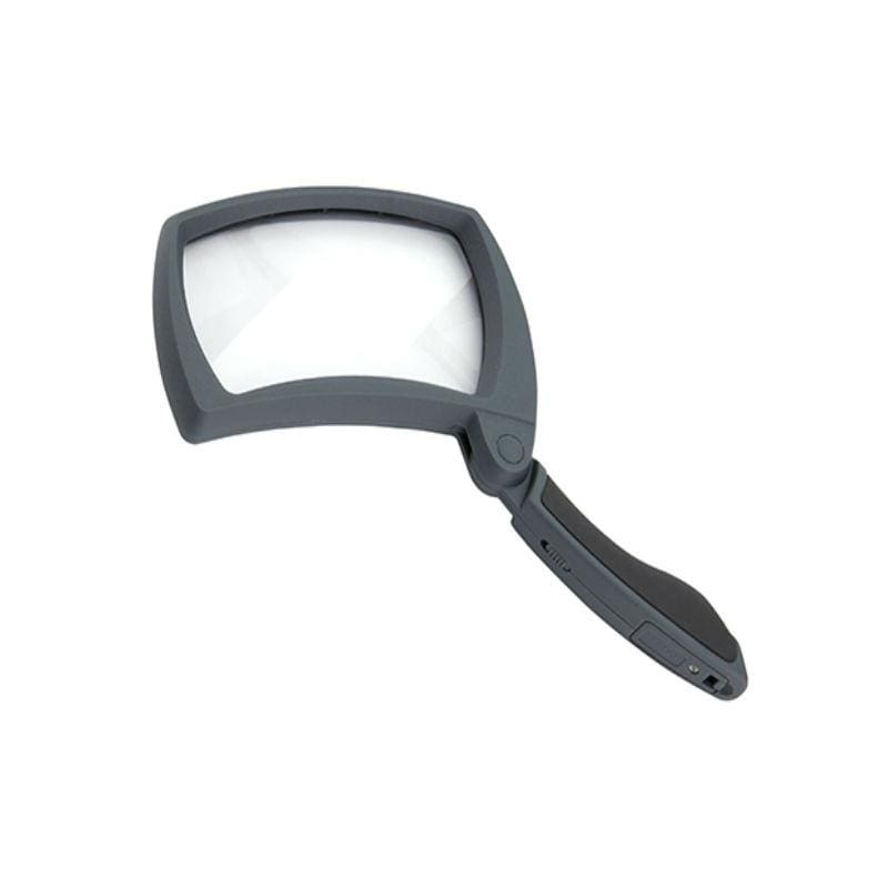 Carson MagniFold LED Lighted 2x Hand Magnifier