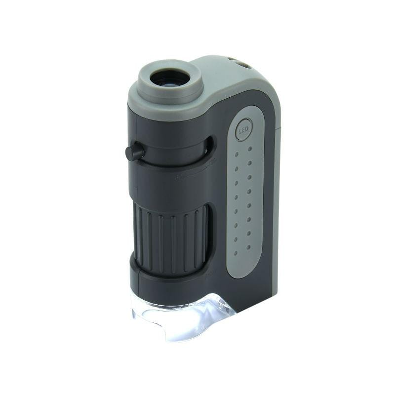 Carson MicroBrite Plus 60-120x Pocket Microscope