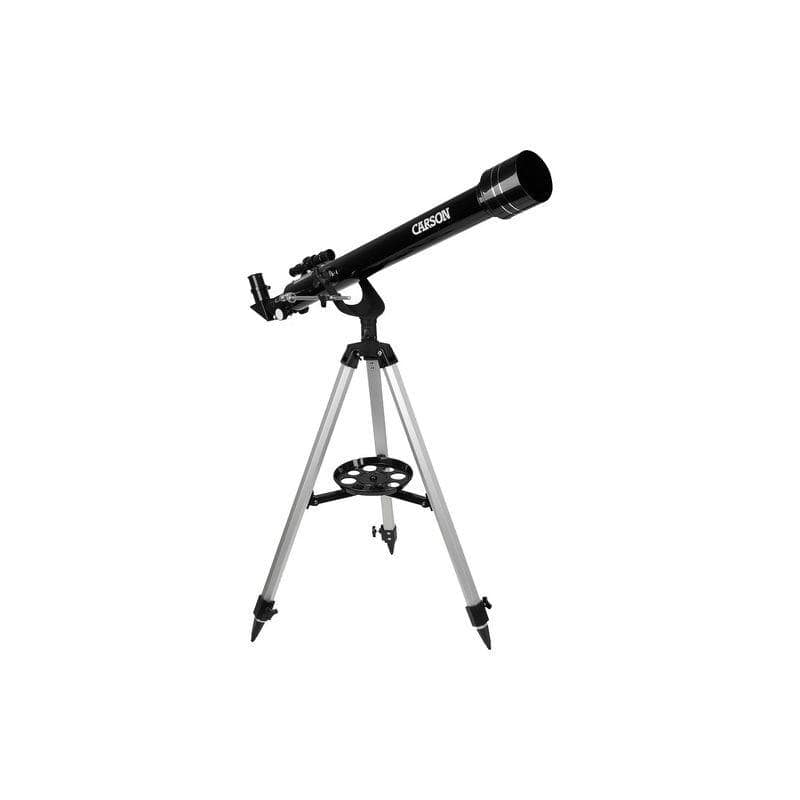 "Carson SkySeeker 60mm/2.4"" Refractor Telescope Kit"