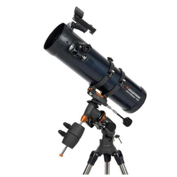 Celestron AstroMaster 130mm EQ MD Reflector Telescope with Motor Drive
