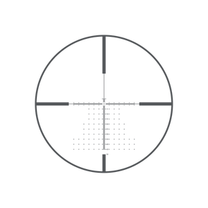 Bushnell Nitro Deploy MOA FFP Reticle