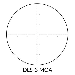 Delta Optical Stryker DLS-3 Reticle