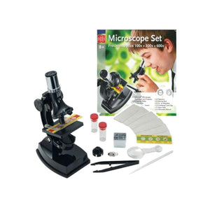 Edu-Science 600x Children's Toy Microscope