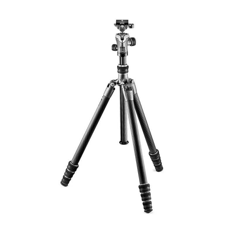 Gitzo Traveller Series 1 Carbon Fibre Tripod Kit with Ball Head