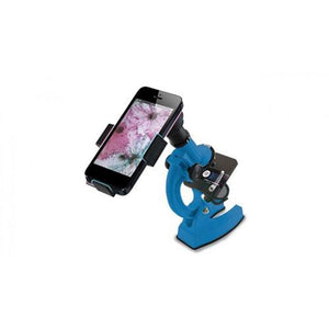 Konus Konustudy-4 900x Microscope with Smartphone Adapter - In use