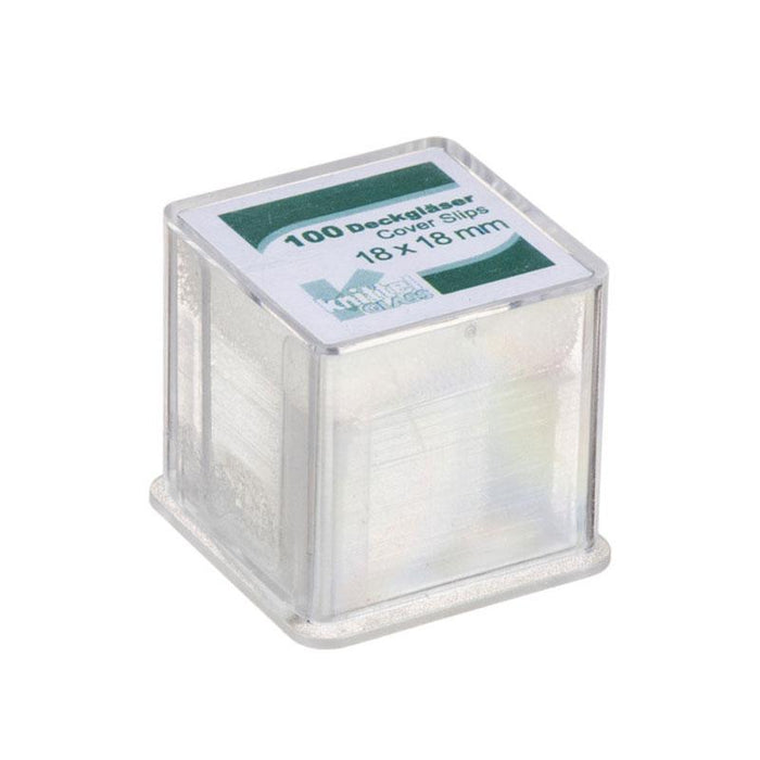 Konus Microscope Slide Covers (100 Pack)