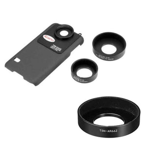 Kowa Samsung Galaxy S5 Digiscoping Adapter and Kowa TSN-AR66Z Adapter Ring