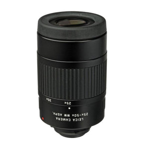 Leica Televid 25-50x Zoom Spotting Scope Aspheric Eyepiece