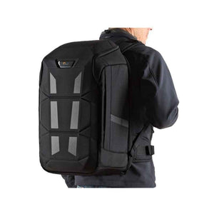 Lowepro DroneGuard BP 450 AW Drone Backpack - in use